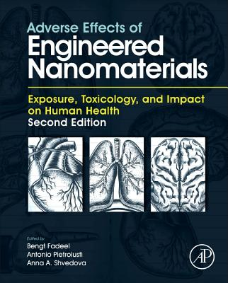 Adverse Effects of Engineered Nanomaterials: Exposure, Toxicology, and Impact on Human Health - Fadeel, Bengt (Editor), and Pietroiusti, Antonio (Editor), and Shvedova, Anna A. (Editor)