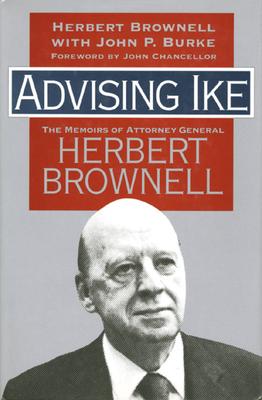 Advising Ike - Brownell, Herbert