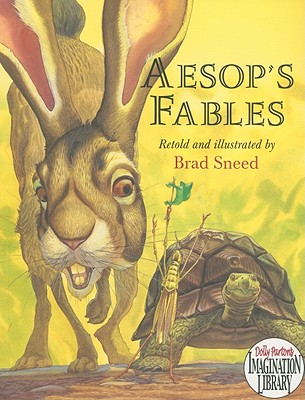 Aesop's Fables - Sneed, Brad (Retold by)
