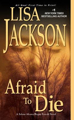 Afraid To Die - Jackson, Lisa