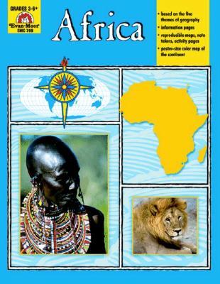 Africa: Grades 3-6 - Moore, Jo Ellen
