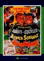 Africa Screams - Charles Barton