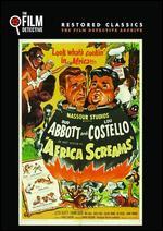 Africa Screams - Charles Barton