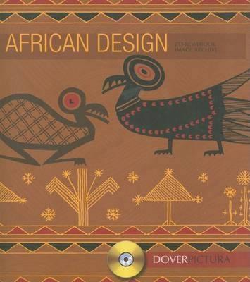 African Design - Dover Publications Inc (Creator)