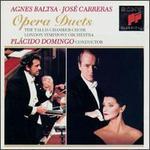 Agnes Baltsa & Jos� Carreras Sing Opera Duets