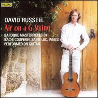 Air on a G String - David Russell (guitar)