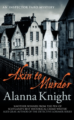 Akin to Murder - Knight, Alanna