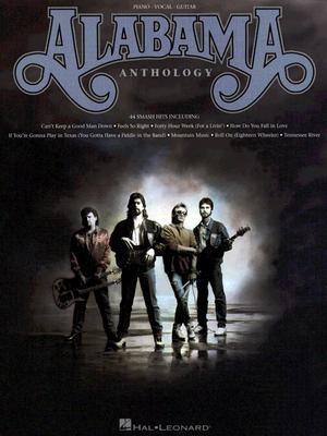Alabama Anthology - Hal Leonard Publishing Corporation (Creator)