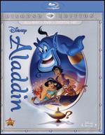 Aladdin [Diamond Edition] [2 Discs] [Blu-ray/DVD] - John Musker; Ron Clements