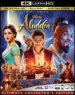 Aladdin [Includes Digital Copy] [4K Ultra HD Blu-ray/Blu-ray]