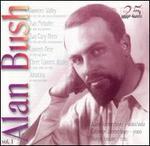 Alan Bush: Chamber Music, Vol. 1