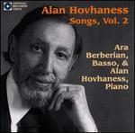 Alan Hovhaness: Songs, Vol. 2