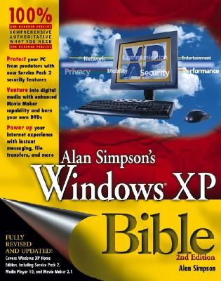 Alan Simpson's Windows XP Bible - Simpson, Alan