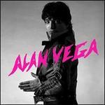 Alan Vega [Rockin' Fireball Orange Marble LP]