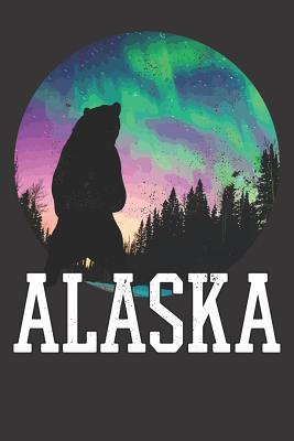 Alaska Notebook: 6x9 Dot Grid 120 Pages - Publishing, Eronkasch