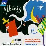 Alb�niz: Iberia; Suite espanola