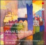 Alban Berg: Drei Orchesterst�cke; Arnold Sch�nberg: Pelleas und Melisande