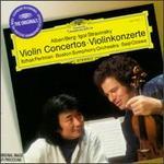 Alban Berg, Igor Stravinsky: Violin Concertos