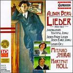 Alban Berg: Lieder, 1900-1925