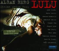 Alban Berg: Lulu - Adalbert Waller (vocals); Anat Efraty (vocals); Bodo Schwanbeck (vocals); Claude Pia (vocals); Doris Soffel (vocals);...