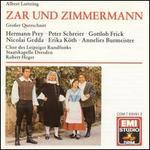 Albert Lortzing: Zar und Zimmermann (Großer Querschnitt)