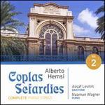 Alberto Hemsi: Coplas Sefardies, Vol. 2