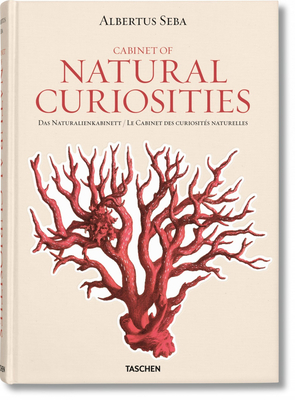 Albertus Seba, Cabinet of Natural Curiosities - Seba, Albertus, and Musch, Irmgard, and Rust, Jes