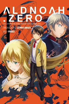 Aldnoah.Zero Season One, Volume 1 - Olympus Knights, and Pinakes