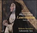Alessandro Della Ciala: Lamentationi