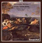 Alessandro Melani: L'Europa; Sacred Works