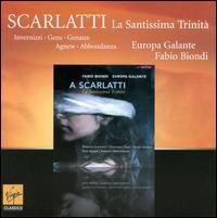 Alessandro Scarlatti: Oratorio per la Santissima Trinità - Paul Agnew (tenor); Roberta Invernizzi (soprano); Roberto Abbondanza (bass); Véronique Gens (soprano);...