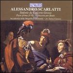 Alessandro Scarlatti: Sinfonie da Concerto Grosso