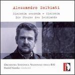 Alessandro Solbiati: Sinfonia seconda; Sinfonia; Die Sterne des Leidlands