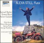 Alexa Still, Flute