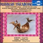 Alexander Borodin: Grand Trio; Mikhail Glinka: Grand Sextet; Tchaikovsky: String Sextet