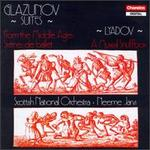 Alexander Glazunov: From the Middle Ages; Scènes de Ballet; Anatoly Lyadov: A Musical Snuffbox - Scottish National Orchestra; Neeme Järvi (conductor)