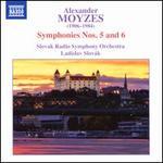 Alexander Moyzes: Symphonies Nos. 5 & 6