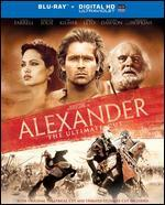 Alexander: The Ultimate Cut [2 Discs] [With Book] [Includes Digital Copy] [UltraViolet] [Blu-ray]
