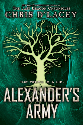 Alexander's Army (Ufiles, Book 2), 2 - D'Lacey, Chris