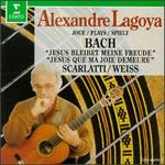 Alexandre Lagoya Plays Bach