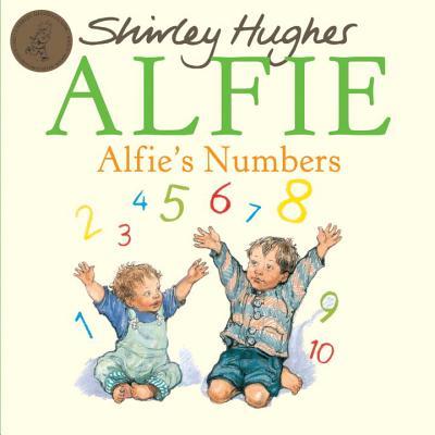 Alfie's Numbers - Hughes, Shirley