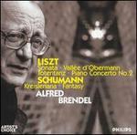 Alfred Brendel Plays Liszt & Schumann