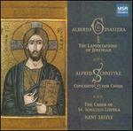 Alfred Schnittke: Concerto for Choir; Alberto Ginastera: The Lamentations of Jeremiah