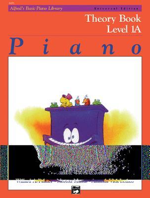 Alfred's Basic Piano Library Theory, Bk 1a - Palmer, Willard A, and Manus, Morton, and Lethco, Amanda Vick