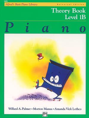 Alfred's Basic Piano Library Theory, Bk 1b - Palmer, Willard A, and Manus, Morton, and Lethco, Amanda Vick