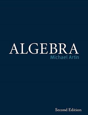 Algebra - Artin, Michael, Professor