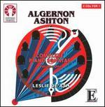 Algernon Ashton: Complete Piano Sonatas, Vol. 1