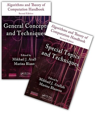Algorithms and Theory of Computation Handbook, Second Edition - 2 Volume Set - Atallah, Mikhail J, and Blanton, Marina