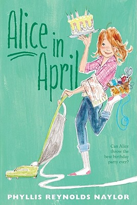 Alice in April - Naylor, Phyllis Reynolds