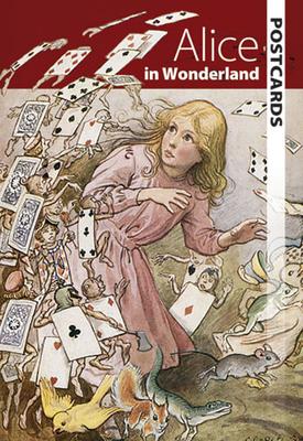 Alice in Wonderland Postcards - Dover, and Postcards
